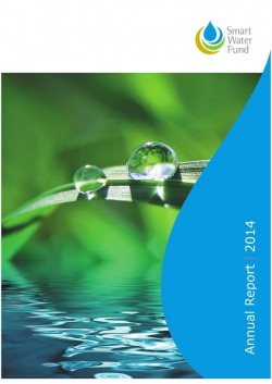 Smart Water Fund Annual Report 2013/2014